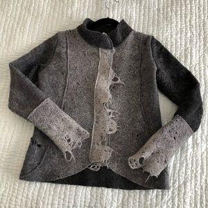 Ingrid Munt - Recycled Wool Jacket